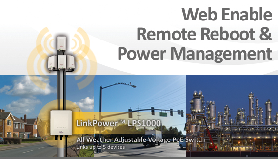 Webenable Remote Reboot & Power Management