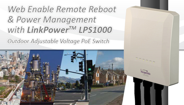 Web Enable Remote Reboot and Power Management with LPS1000