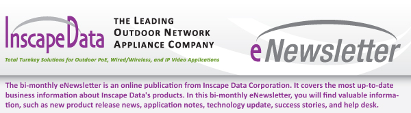 Inscape Data Corporation - eNewsletter