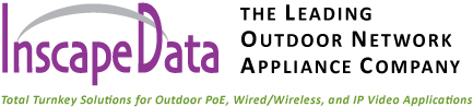 Inscape Data - The Leading Outdoor Network Appliance Company