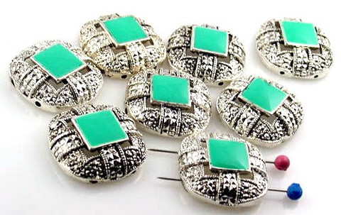 silver_turquoise_beading