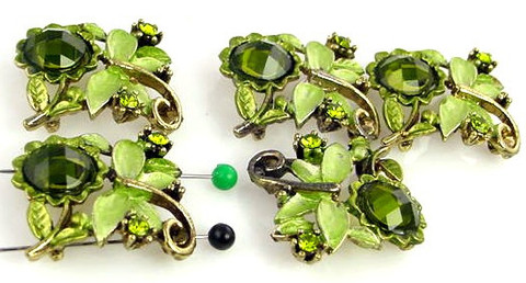 Green_Floral_Beads