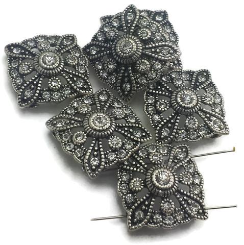 Marcasite_beads