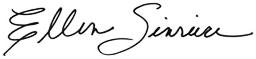 Ellen Sinreich Signature