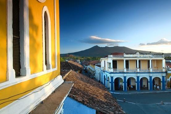 Grenada_Facade_Nicaragua