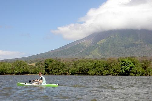 Kayak_Lake_Nicaragua
