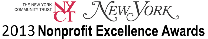 2013 Nonprofit Excellence Awards Logo