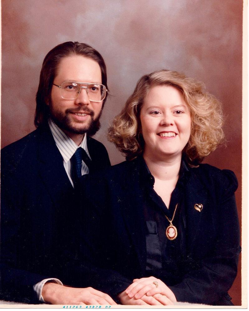 Pam & Eric