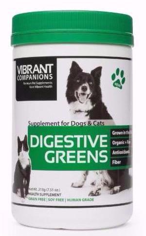 Pet Digestive Greens