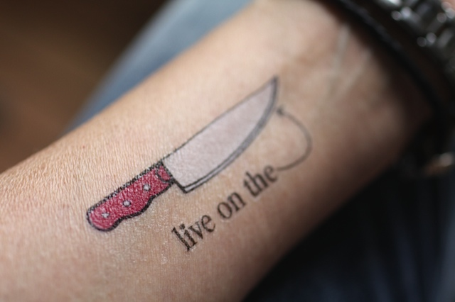 foodfix kitchen my temporary tattoos culinary inspiration hells kitchen tattoo logo by bettieboner on deviantart