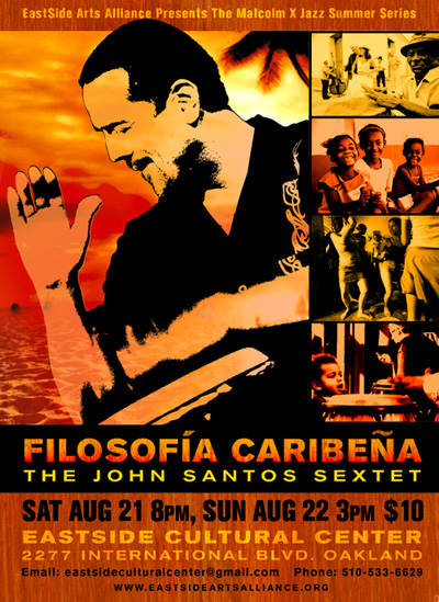 John Santos - Filosofia Caribean