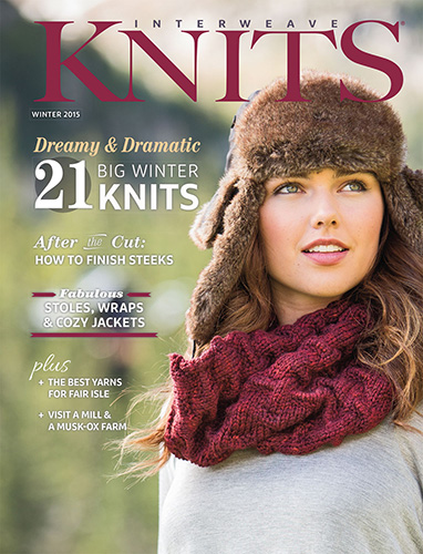 Interweave Knits Winter 2015