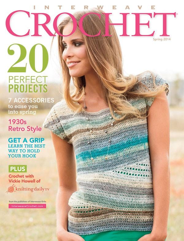Interweave Crochet Spring 2014