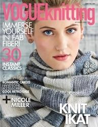 Vogue Knitting Early Fall 2014