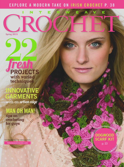 Interweave Crochet Spring 2015