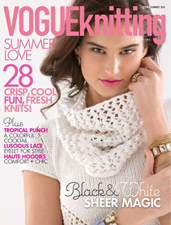 Vogue knitting Spring/Summer 2014