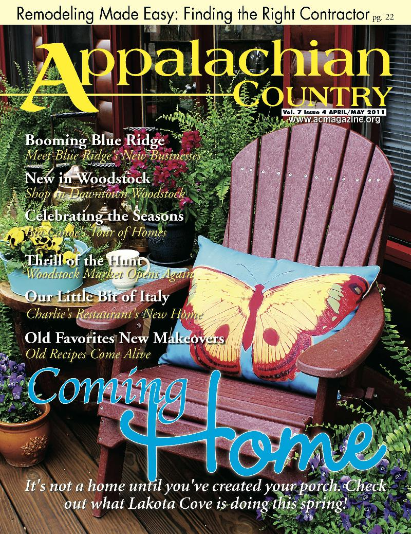 Appalachian Country Mag AprilMay 2011