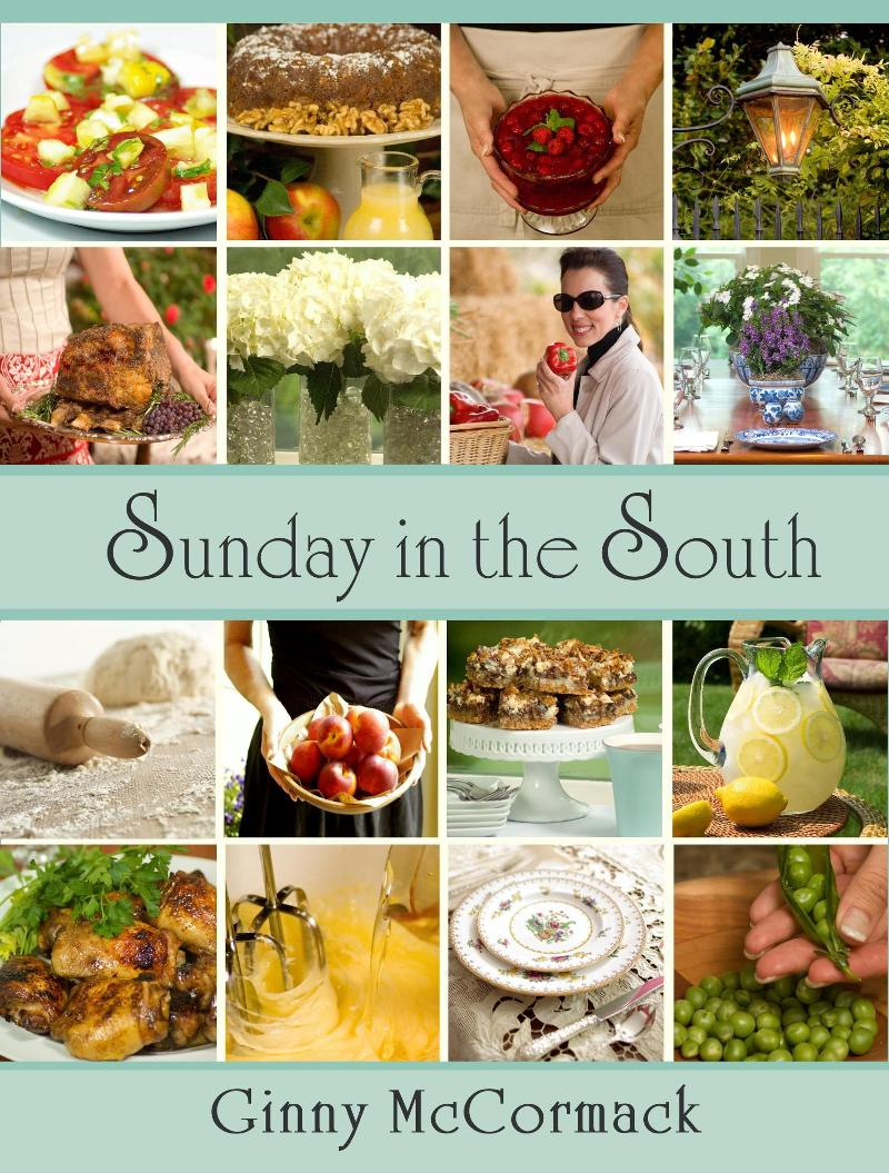 Sunday in the South Cookbook Cover