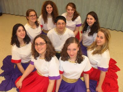 YJ Dance Troupe 2011