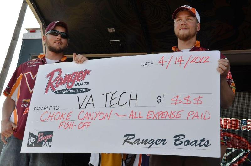 VA Tech_Ranger Cup U