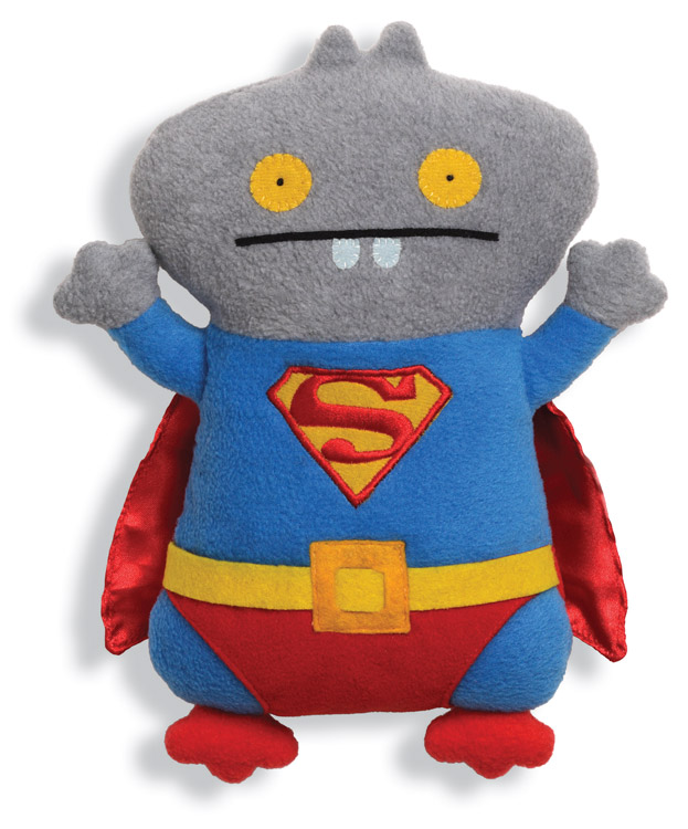 Dc Comics And Uglydoll Will Cute The Money Right Out Of