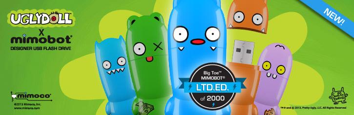 Big Toe Uglydoll Mimobot