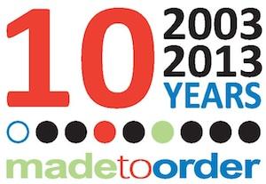 MTO 10 Year Logo