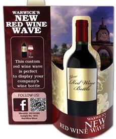 Warwick Wine Wave - Red