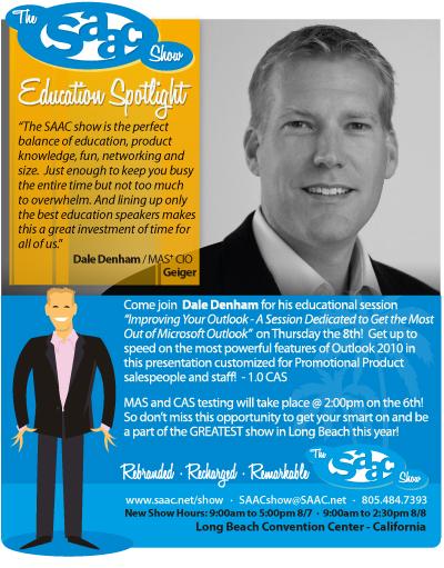 Dale Denham on Education
