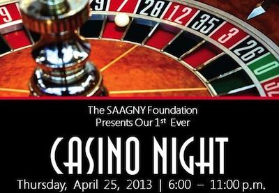 SAAGNY Casino Night 2013