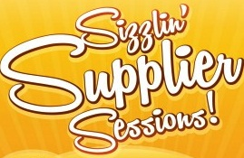Sizzling Supplier Sessions