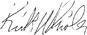Kirk's signature
