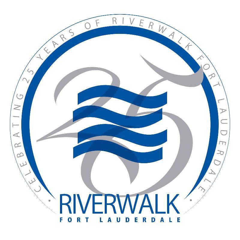 RW 25th anniversary logo