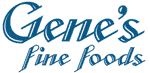 Gene's Fine food logo