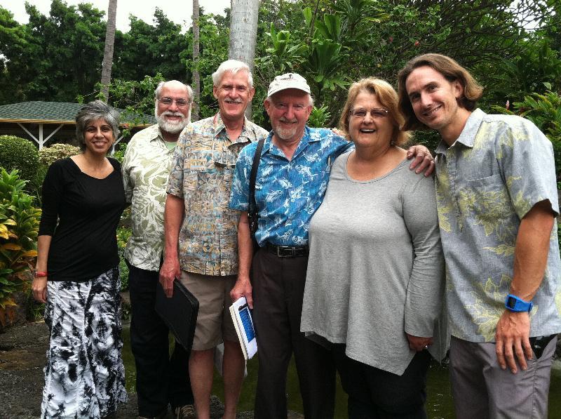Kau Team June 2012