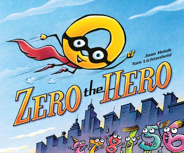 zero the hero cover