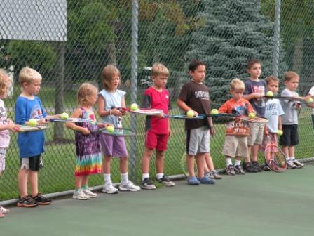 Future Stars Tennis Lesson