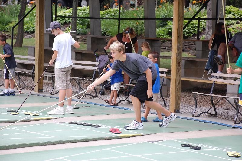 Shuffleboard Tournament
