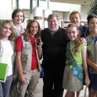 Steve Wozniac and Girl members