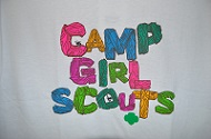 camp girl scouts