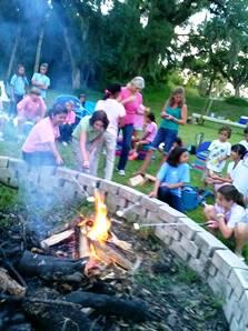 campfire area 1