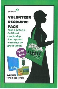 volunteer resource pak
