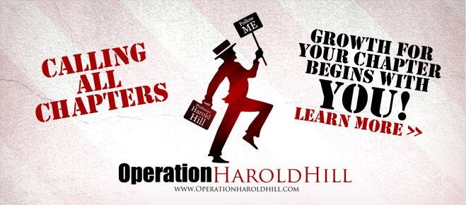 Operation Harold Hill