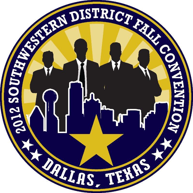 2012 Fall Convention logo