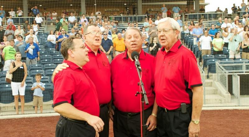 The Tulsa Tones Quartet