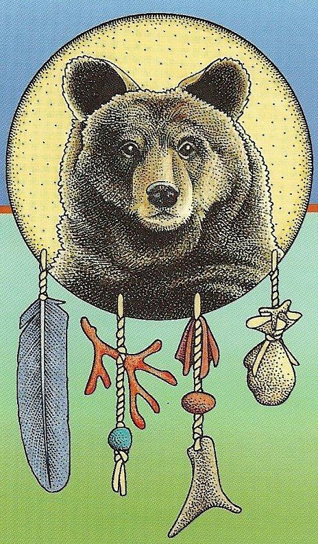 Animal Totem Bear
