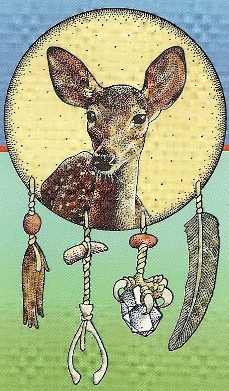 Animal Totem Deer