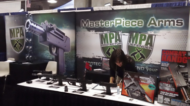 MPA BOOTH