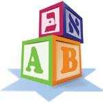 alef bet blocks
