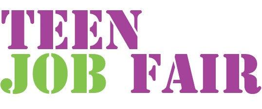 Teen Job Fair logo